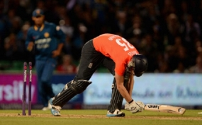 Sri Lanka win by nine runs against England in World Twenty20