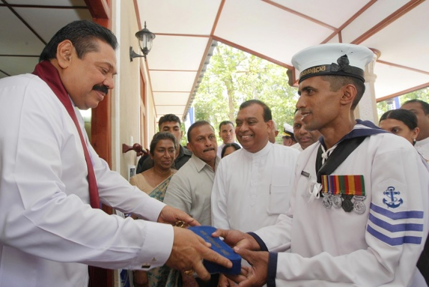 President hand over 125 houses to war heroes