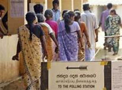 45,000 polling booths for Prez. Polls