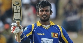 Upul Tharanga replaces Sanga