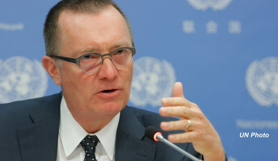 UN's Jeffry Feltman to arrive in Sri Lanka today