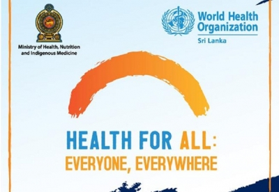 World Health Day 2019 in Colombo today