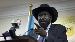 South Sudan Leaders reach cease-fire