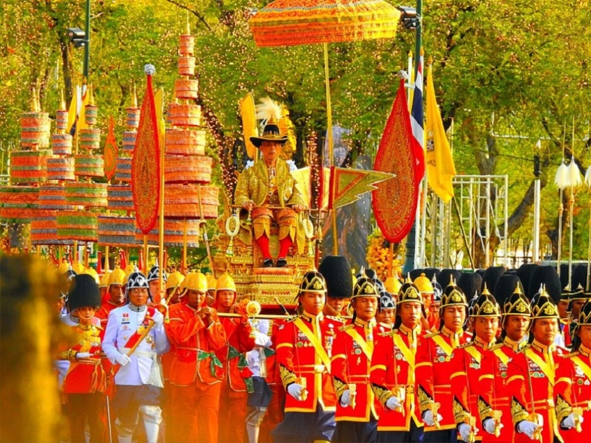 Coronation of the Thai monarch