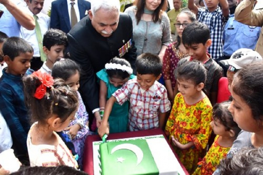 Pakistan's 79th National Day celebrated in Sri Lanka