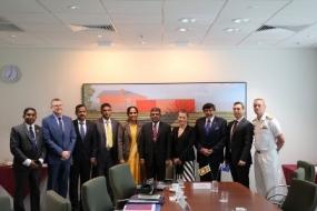Sri Lanka - Australia Senior Officials' Talks concluded in Canberra
