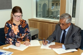 Finland supports Sri Lanka for development