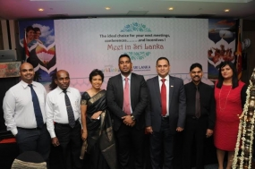 """Meet in Sri Lanka"" – MICE Tourism Promotion in Dubai"