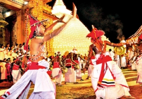 Annual Kelaniya Duruthu Perahera on Jan.20-22