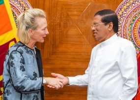 US lauds Sri Lanka's ambitious reforms agenda and reconciliation steps