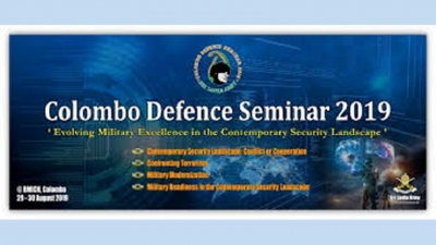 Colombo Defence Seminar begins today