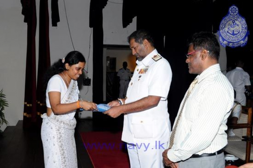Commander of the Navy awards permanent appointments to 210 civilian employees