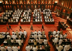 First Parliament Session for 2015 commences today