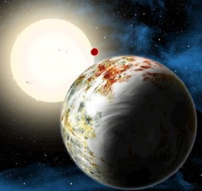 Monstrous rocky planet nicknamed 'Godzilla of Earths'