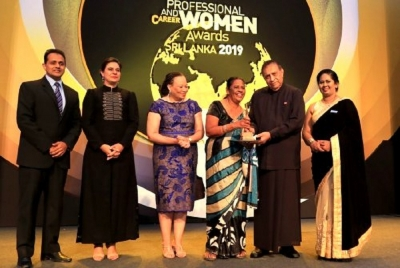 Contribution of women is important to make Sri Lanka hub of Indian Ocean