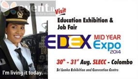 EDEX Mid-Year Expo on August 30