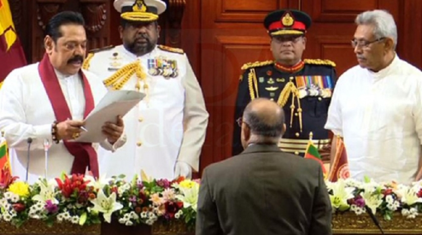New Cabinet of Ministers sworn-in