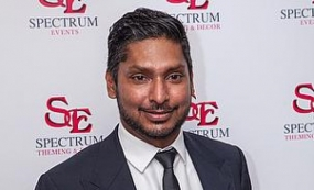Sangakkara bags Asian Award for Sports