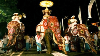 Bellanwila Kumbal Perahera tomorrow
