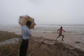 Monsoonal winds may strengthen over the island