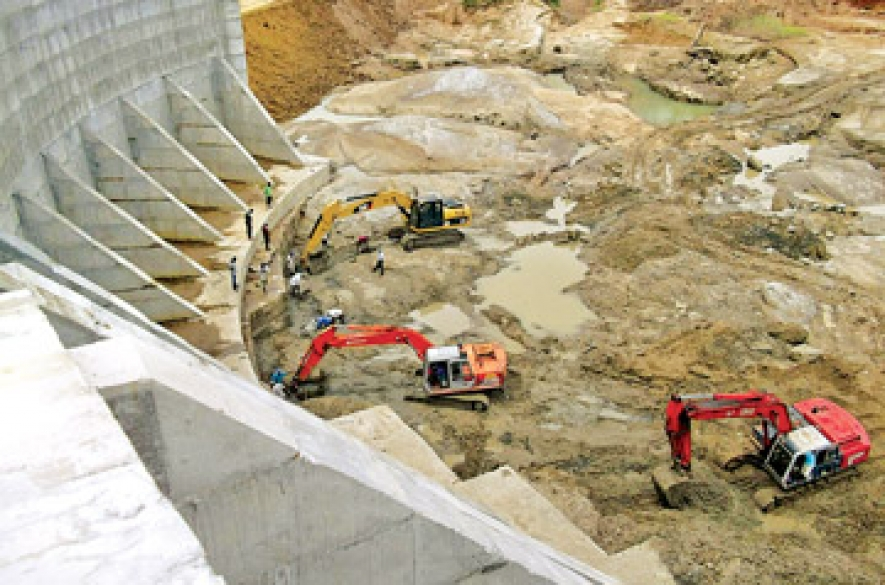 Gin-Nilwala Diversion Project  to accelerate