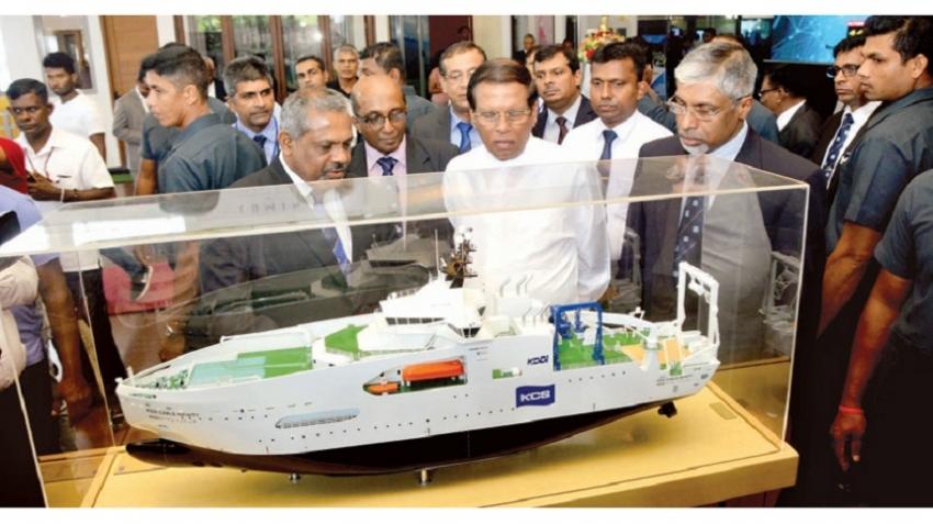 """President inaugurates """"techno Sri Lanka 2019"""""""