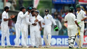 Fitting farewell to Mahela - Sri Lanka defeat Pakistan by 105 runs