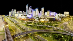 Dubai to Build World's First Temperature-Controlled Indoor 'City'