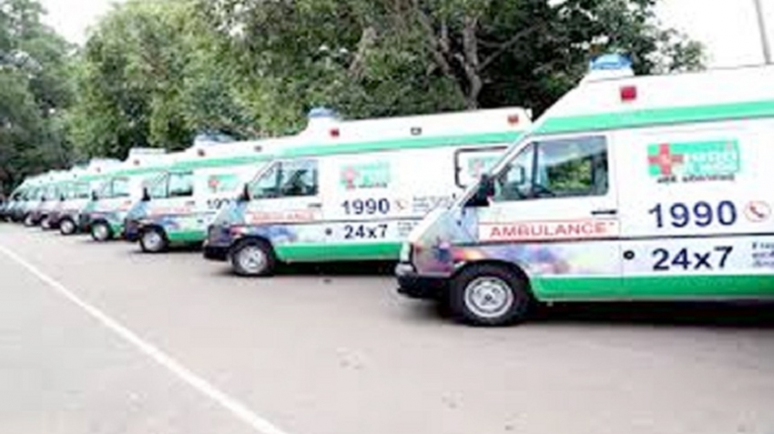 Over 800,000 people served by Suwa Seriya Ambulance Service