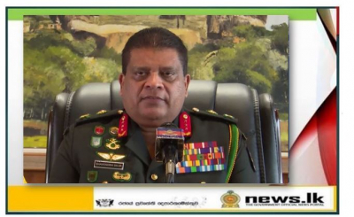 Army Chief Lt. Gen. Shavendra Silva has been promoted to the rank of 'General'