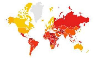 Lanka ranked 89th in Corruption Perceptions Index