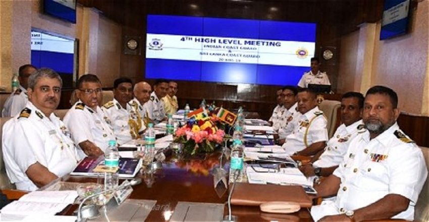 India, Sri Lanka agree to strengthen co-operation in maritime sector