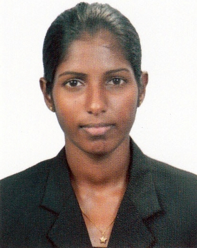 SL Woman Referee for AFC Girls tournament in China