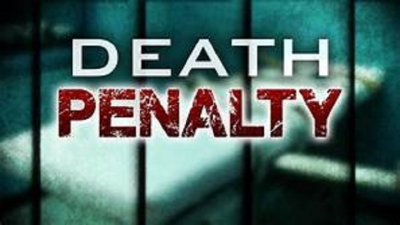 Death penalty for terrorism