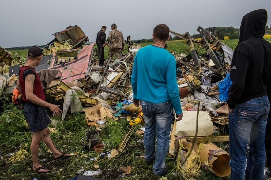 Sri Lanka condoles loss of lives in MH 17 crash