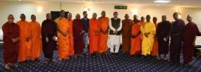 Buddhist delegation leaves to attend Pakistan Vesak Festival