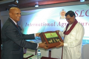 Miniser Basil inaugurates 1st Int'l Research Symposium