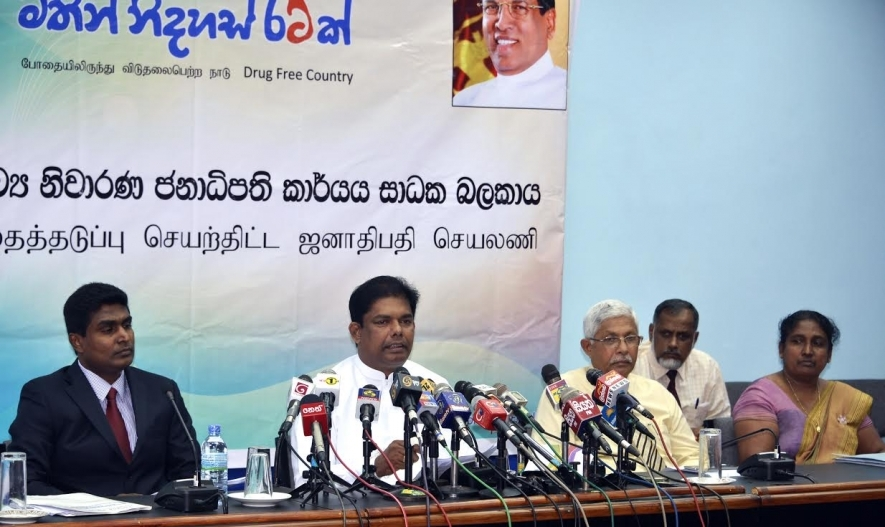 Second National Drugs Prevention Programme in Galle