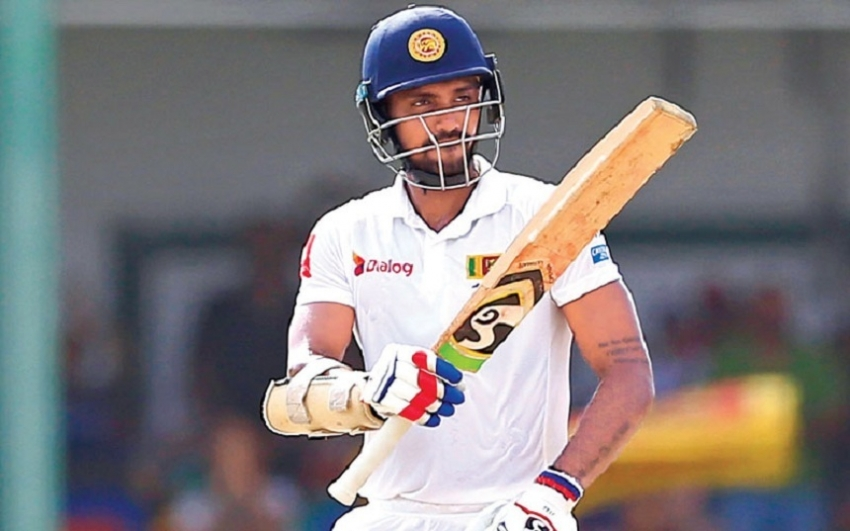 Gunathilaka stakes claim for Test opener's berth
