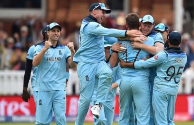 England claim  first World Cup after Super Over drama