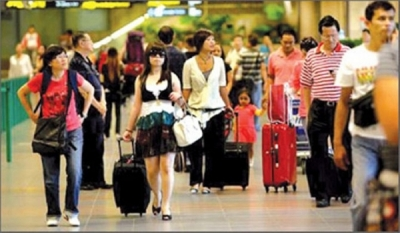 Over 1.3 mn tourists up to September
