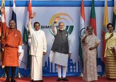 President attends BIMSTEC summit today
