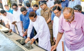 SCHOOLS NEAR JAFFNA CAMPS WILL BE RELEASED - PRESIDENT
