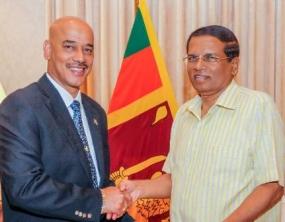 Outgoing Seychelles Ambassador calls on President
