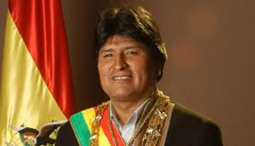 When external intervention dismantle social structures, the inevitable result is total anarchy – President in Bolivia