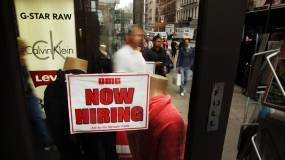 Unemployed Americans increasingly abandoning job search