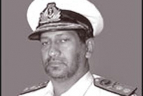 Jayantha Perera appointed as new Navy Commander