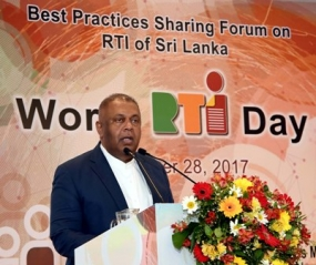 World RTI Day celebrated