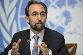 New government of SL brings renewed hope for democracy and the rule of Law - Zeid