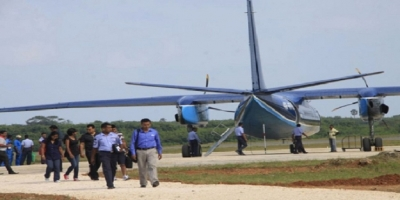 Jaffna International Airport open on Oct. 17 with  3 flights a week from India
